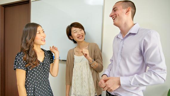 池袋英会話-池袋にある英会話スクールで英会話レッスン-雑談