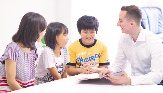 池袋英会話-池袋で子供英会話レッスン-質疑応答